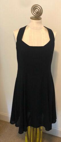 Wayne Clark Black Cocktail dress - Size 8