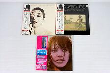 SERGE GAINSBOURG ~ MINI LP CD SET OF 3 ALBUMS, ORIGINAL, VERY RARE, OOP