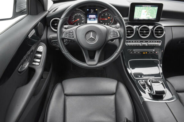 Mercedes C220 d 2,2 aut. - billede 5