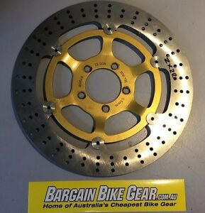 Kawasaki-ZX2R-ZXR-250-Front-Brake-Disc-New-1989-1991-21-008-BK-Left-or-Right