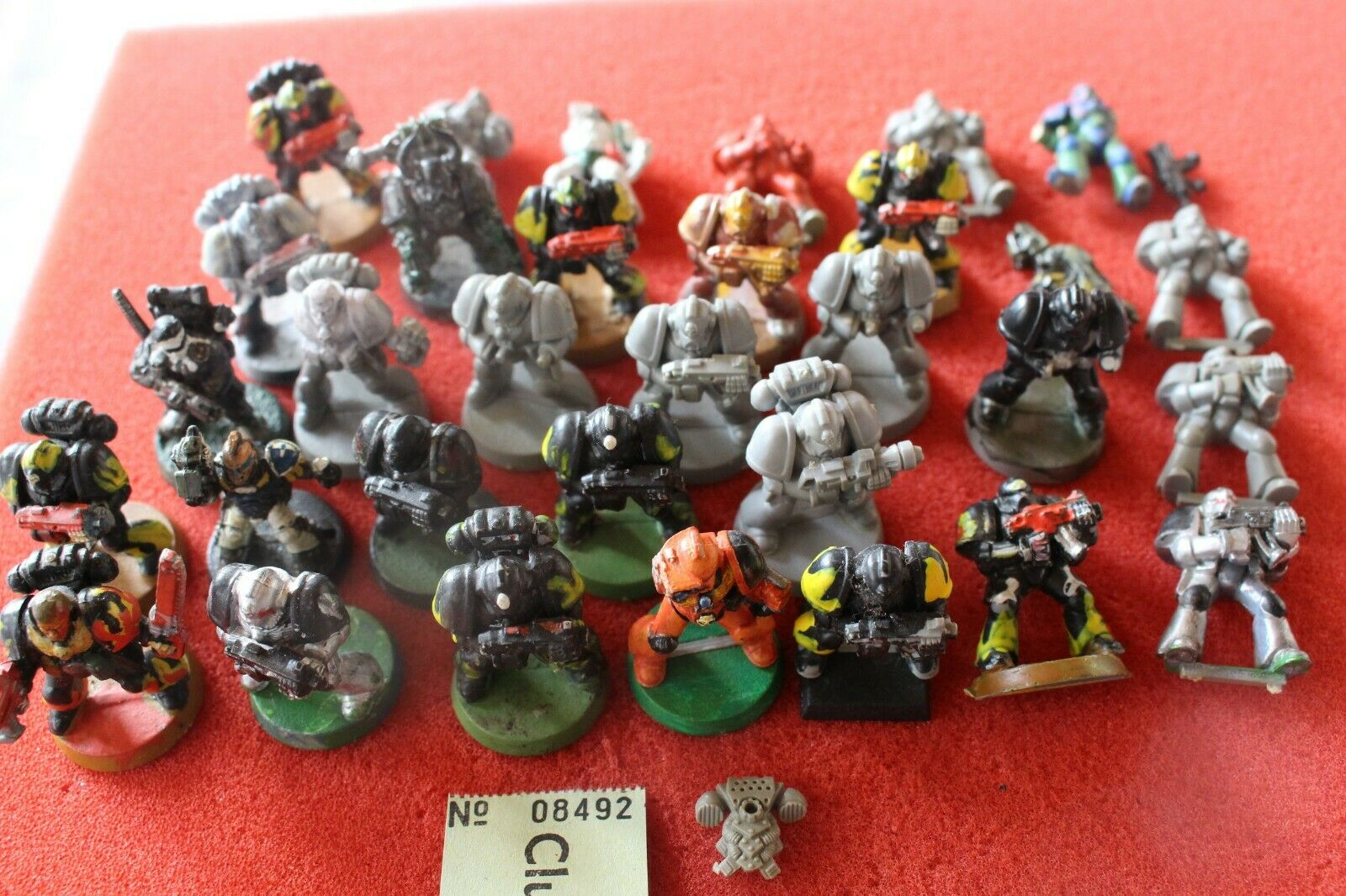 Games Workshop Warhammer 40k Space Marines Job Lot Classic Tactical Army Marine