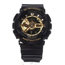 Casio G-Shock GA-110GB-1A BLACK /GOLD Men's Watch Fast Shipping