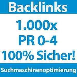1000-Backlinks-PR-0-4-DoFollow-NoFollow-SEO-Linkaufbau-fuer-Webprojekt