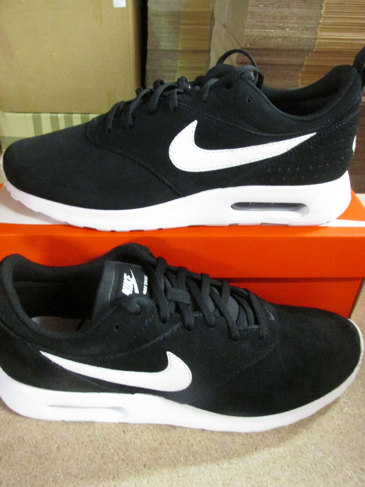 nike air max tavas LTR mens trainers 802611 001 sneakers shoes