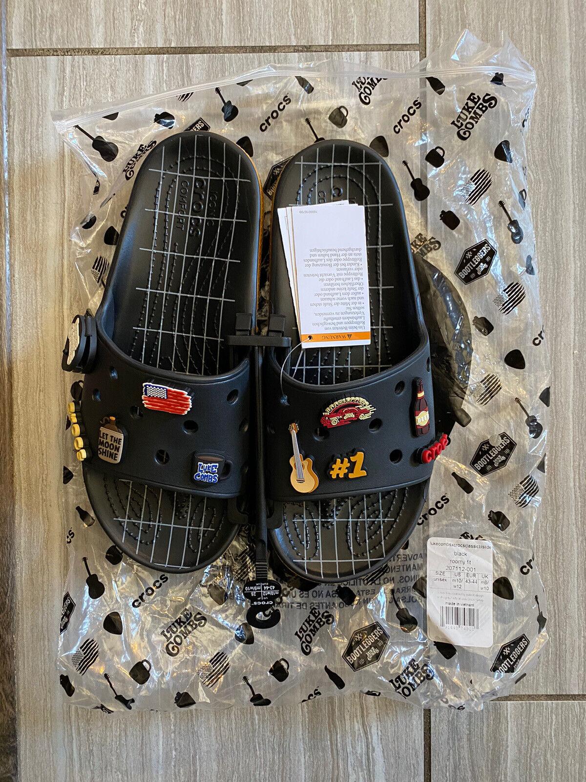 Luke Combs Crocs Cma Festival Womans Size 10 Men S Size 8 For Sale Online Ebay