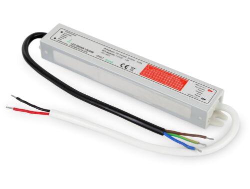 LED Transformator IP67 20W 230V/>12V LED geeignet Transformator Aussen Feuchtraum
