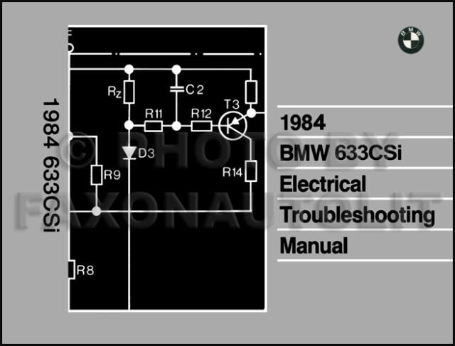 1984 BMW 633csi Electrical Troubleshooting Manual Wiring Diagram Book Bmw Csi Wiring Diagram on bmw 645 csi, bmw 3.0 csi, bmw 850 csi, 1982 bmw csi, bmw 8 series csi, bmw 325 csi, bmw 630 csi, bmw 628 csi, bmw m635 csi, bmw 635 csi, bmw 840 csi, 1976 bmw csi, bmw 633 cs,