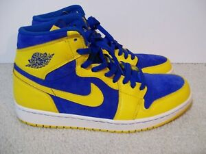 new product 77668 e0d42 Image is loading SZ-11-5-NIKE-AIR-JORDAN-1-High-