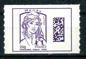 N-1177-ADHESIF-DE-FEUILLE-DATAMATRIX-CIAPPA-EXPORT-MONDE-MARQUE-20-Gr-NEUF