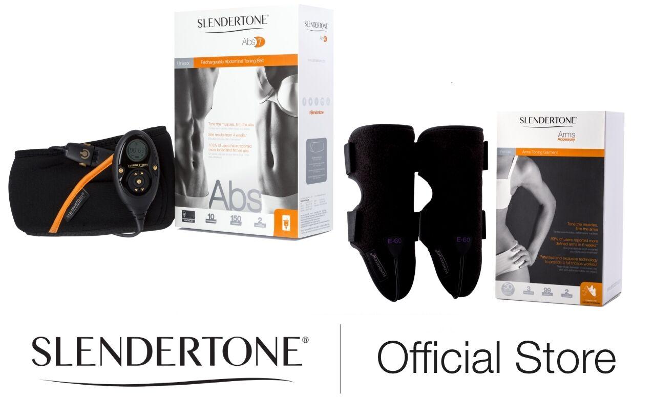 Slendertone ABS7 ABS Cinturón Y Tricep músculo brazo Tóner   ahorrar un 33%