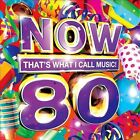Now That's What I Call Music! 80 by Various Artists (CD, Nov-2011, 2 Discs, EMI TV)