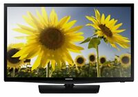 Samsung Un24h4000 24 720p Clear Motion Rate 120 Led Hdtv