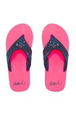 4ebdbfaef711 Animal Womens Swish Upper Flip Flops Padded Beach Pool Summer Slip On  Sandals