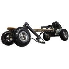 Fast 49cc Gas Racing Skateboard mo-ped tanaka powerboard bushpig wheelman Skater