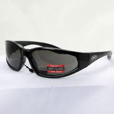 Coole Biker Chopper Sport Fahrrad Brille Sonnenbrille Splitterfrei NEU