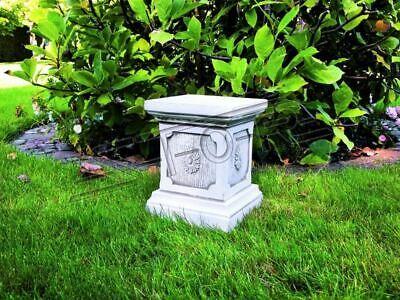 Dekoration Säule Säulen Stein Antik Stil Römische Ständer Sockel Blumenständer