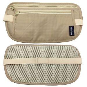 Travel-Waist-Pouch-Passport-Security-Bag-Money-Belt-Secure-Ticket-Card-Wallet