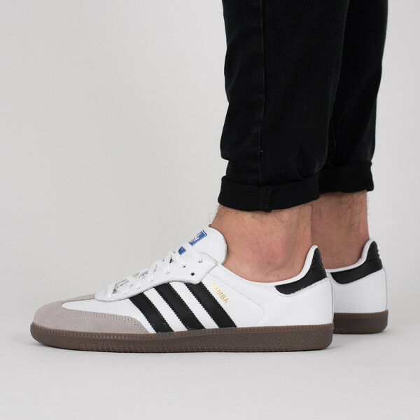 Scarpe adidas da uomo scarpe adidas Scarpe samba - b75806 originali. d9416d