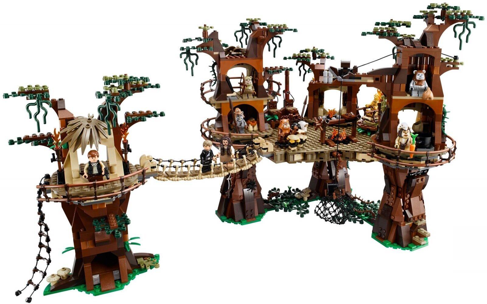 LEGO ® Star Star Star Wars ™ 10236 Ewok village ™ 594770