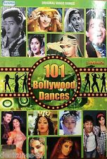 101 BOLLYWOOD DANCES - BOLLYWOOD MUSIC 3 DVD SET - FREE POST