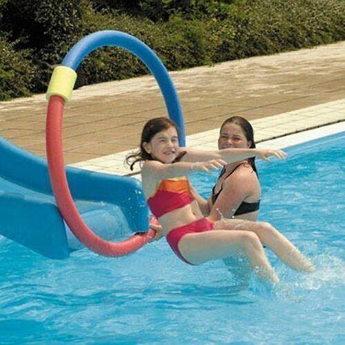 Beco Aqua-Nudel 3er Set Wasser Sitz Schwimm Hilfe lernen Pool Nudel