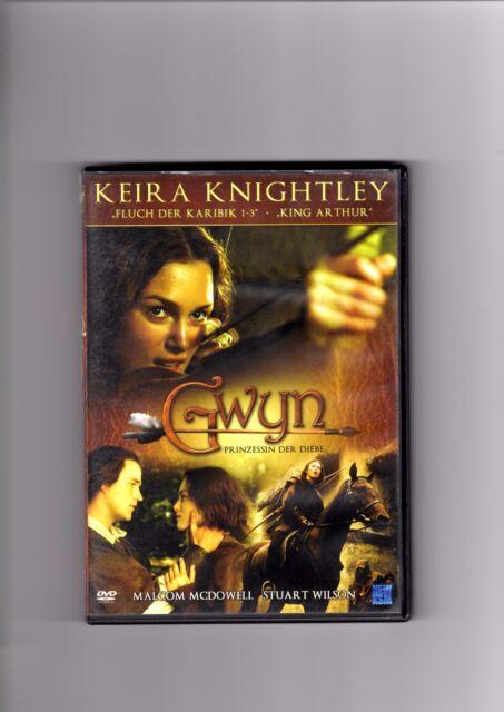 Gwyn - Prinzessin der Diebe / DVD #14617