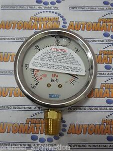 8345376-PRESSURE-GAUGE-STAINLESS-STEEL-CONSTRUCTION-TYPE-213-53