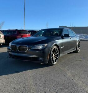 2009 BMW Série 7 750i | $0 DOWN - EVERYONE APPROVED!
