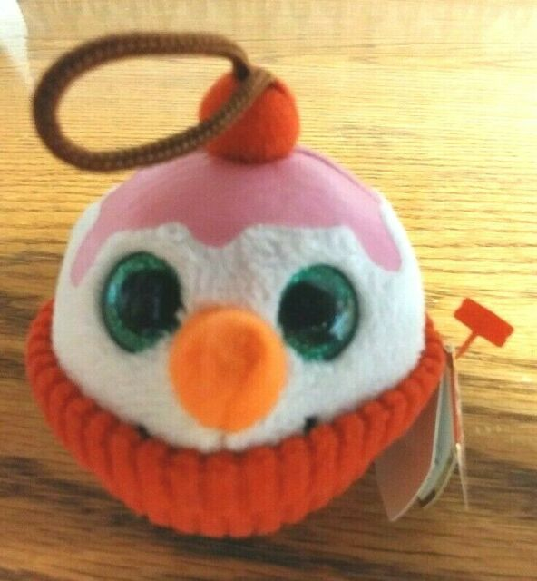 Ty Baby Beanies 2014 Flakes NWT