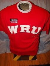 NWT MENS UNDER ARMOUR WELSH RUGBY UNION WRU WALES RED CHARGED COTTON SHIRT LARGE
