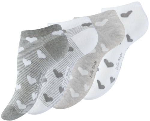 8 oder 12 Paar Sport Sneaker Socken Damen Mädchen Freizeit Socken Füßlinge