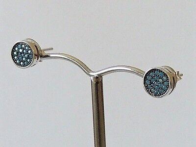 925 Sterling Silver Turquoise Stud Earrings Delikatessen Von Allen Geliebt