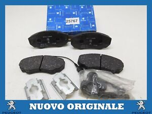 Pills Pads Shoes Home Use Pads Front Brake Pads PEUGEOT Boxer Shorts