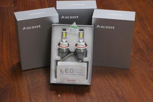 4PCS 6000K LED Headlight Kit Bulb H11 9005 HB3 For GMC Yukon Denali XL 2015 USA