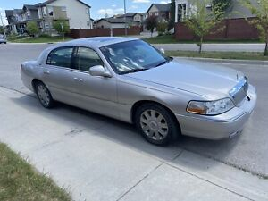 2003 Lincoln Continental Cartier