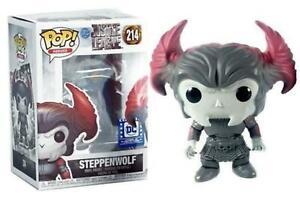 Funko-POP-DC-Justice-League-Exclusive-DC-Legions-of-Collectors-214-Steppenwolf