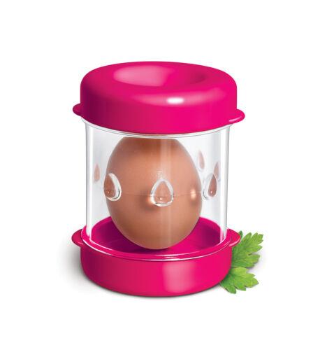 Fuchsia The NEGG®  Boiled Egg Peeler