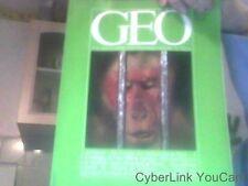 GEO N°37 du 01-03-1982 Animaux sur la piste des trafiquants...