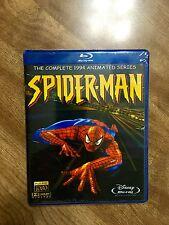 Spider-Man The Complete 1994 Animated Series Season 1 - Season 5 Blu-ray In HD