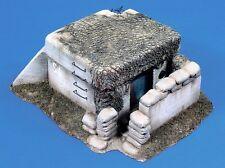 Verlinden 1/35 Pillbox Defensive Fortification WWII [Plaster Diorama Model] 117