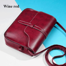 63645598014d Fashion Women s Vintage Purse Bag Leather Cross Body Shoulder Messenger Bag