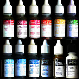 Stampin Up NEW Classic DYE Ink Colors SINGLE BOTTLE REFILL REINKER FREE US SHIP