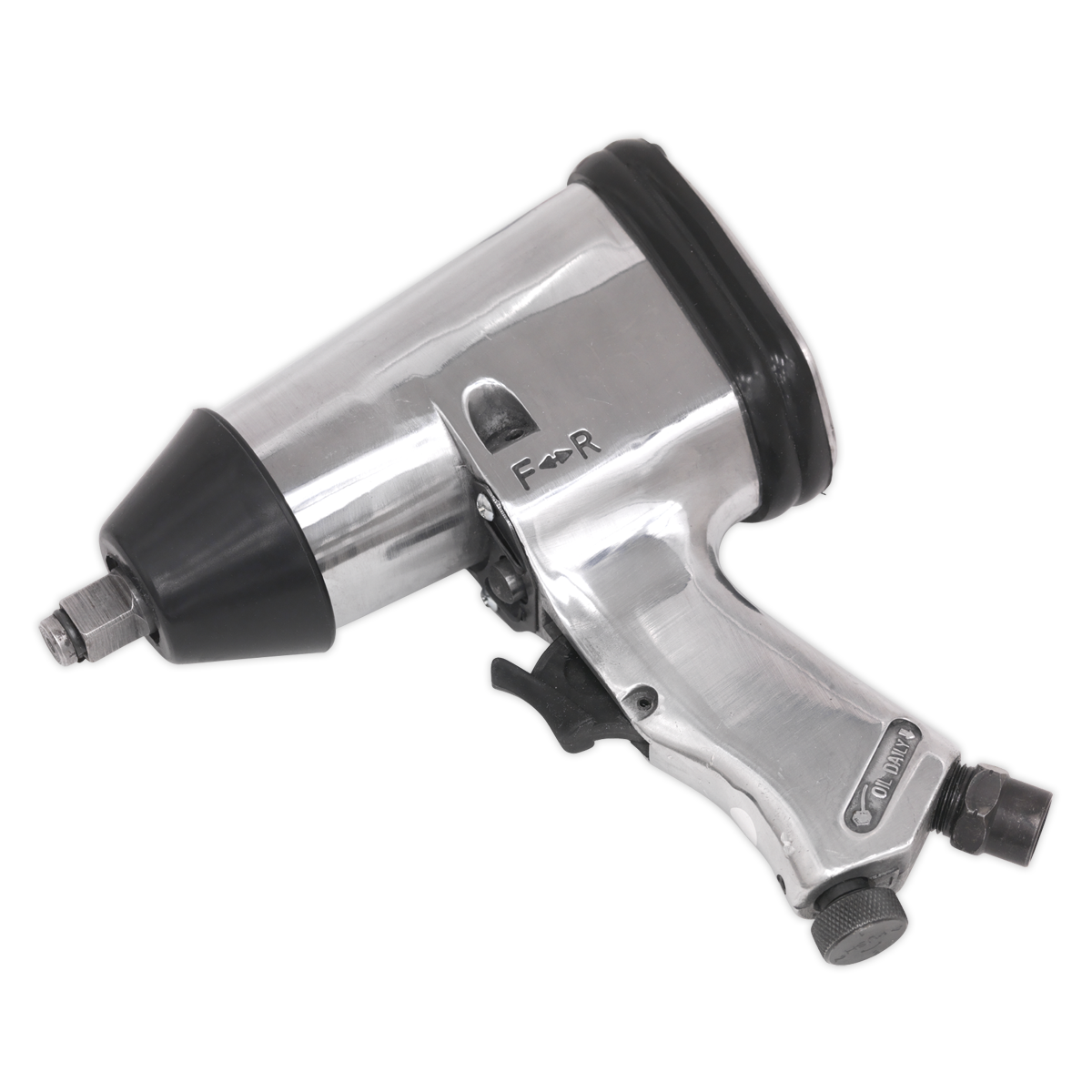 Air Impact Wrench 1 2 Sq Drive Sealey S0100 by Sealey New
