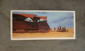 Star-Wars-Return-of-the-Jedi-Postcard-Han-Solo-Luke-Skywalker-Tatooine-Skiff