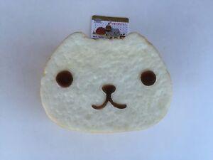 Kapibarasan Jumbo Face Loaf Squishy