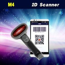YK M4 2D USB QR Code Symbol Imager Scanner Reader Mobile Payment Screen Scan US