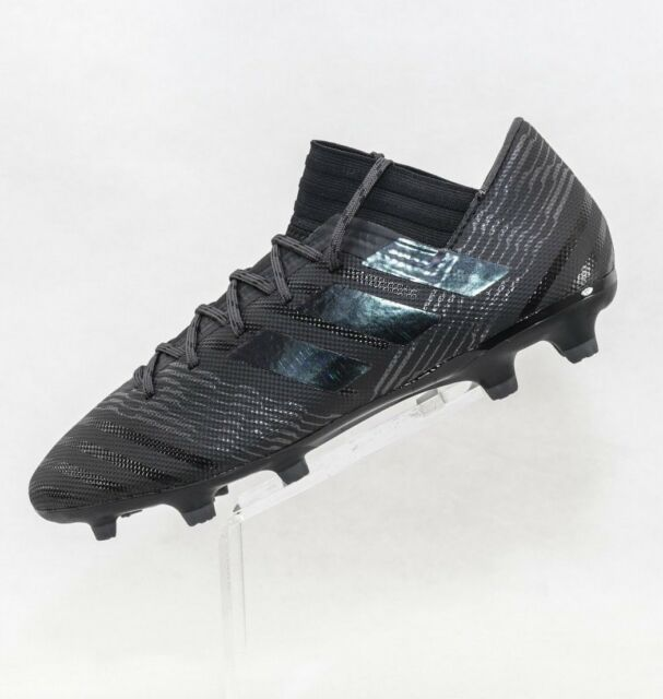 online retailer d9abf a5679 Mens Adidas Nemeziz 17.3 FG Core Black Football Boots (TGF15) RRP. £79.99
