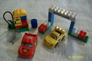 LEGO-DUPLO-CARS-6133-RACE-DAY-COMPLET