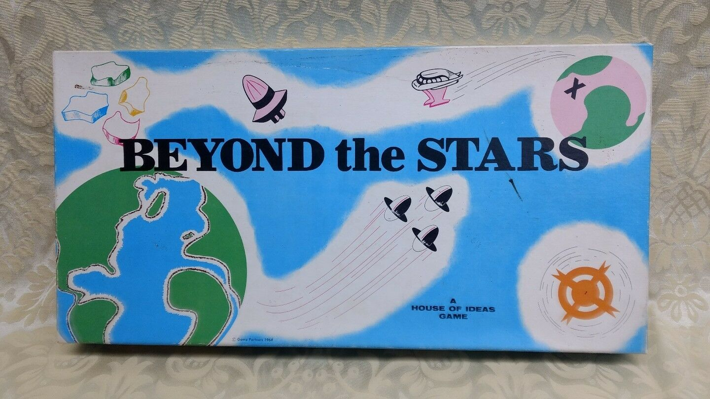 Beyond the Stars a Game of Space Adventure House of Ideas Game
