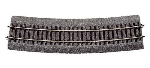 ROCO Line h0 42527 archi r9 R = 826,4 mm//15 ˚ NUOVO con zavorra